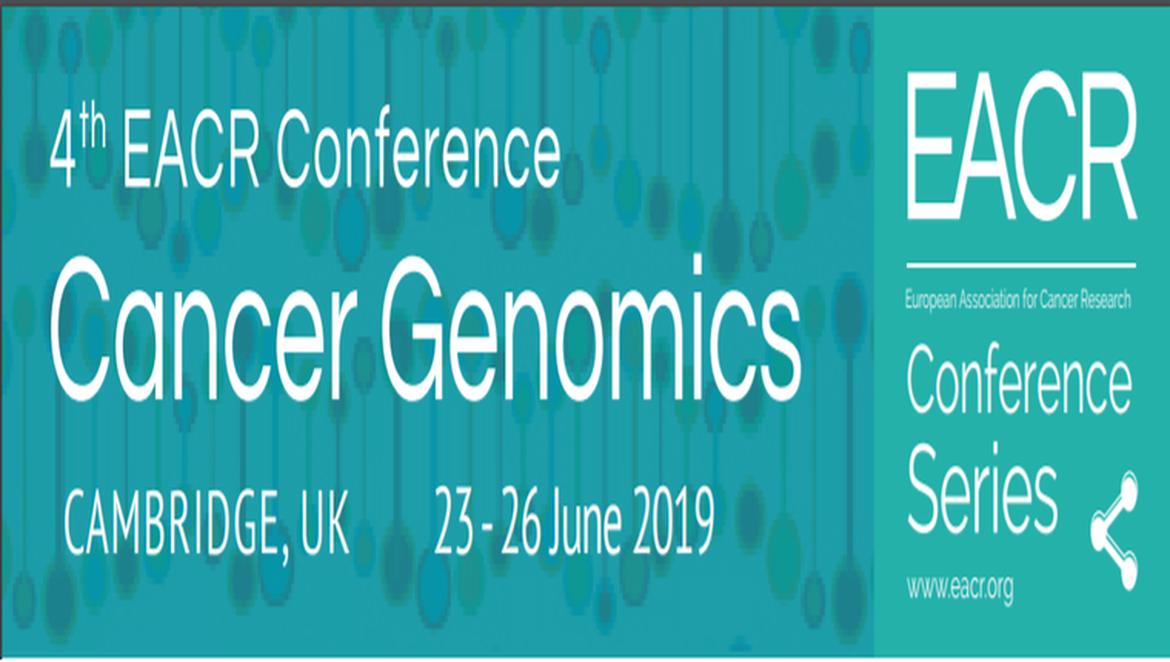4th EACR Conference – Cancer Genomics